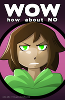 how about no by SelanPike