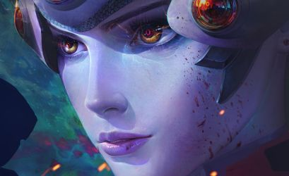 OVERWATCH-widowmaker by ANG-angg