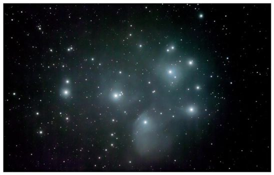M45 by liliensternus