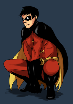 Tim Drake by Heurim