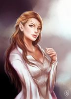 Elven Lady by jaeon009