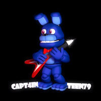 Adventure Bonnie (Animated) by Capt4inTeen79