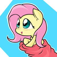 Fluttershy by MIeLZSimmonS