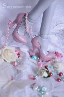 The Devil Wears Pastels by Sarqq
