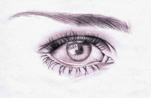 The Eye. by thatcolorblindartist