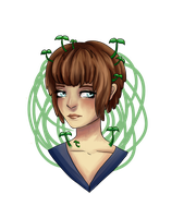 Sprout Girl by luzilla