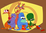 Space Goofs group by gagaman92