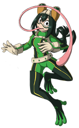 Froppy Cel Shaded by Pavagat