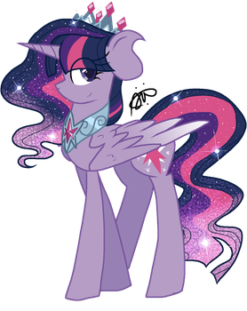 Crystalverse: Future Twilight by ThePegasisterPony