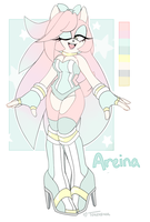 Areina by Toketsuu
