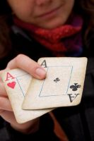 Playing Your Cards Right by Alexandru1988