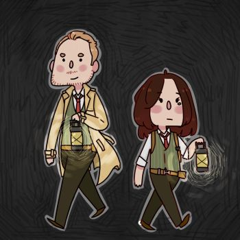The Evil Within: Friends edition by MatoMiku1284