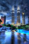 Amazing Petronas Tower by claudio88