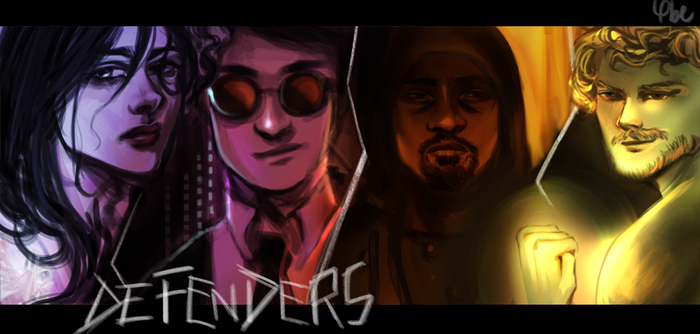 Defenders by phy-be
