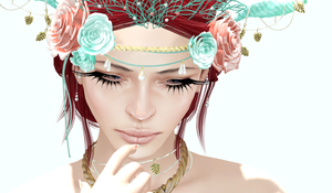 Boudicca  - lost in thought by BoudiccaAmat