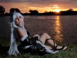 Sunset by Shermie-Cosplay