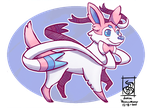 Sylveon by AlynC