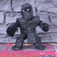 Noob Saibot Figure by the-gil-monster