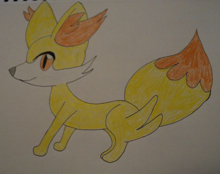 [Pokemon-ARPG] Pyro the Fennekin by Pippicat