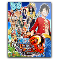 One Piece Unlimited World Red v2 by Mugiwara40k