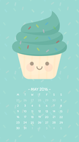 May 2016 Wallpaper (Small) by apparate