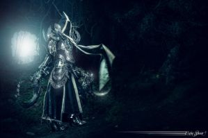 Malthael The reaper of Soul from Diablo III by SakuraFlamme