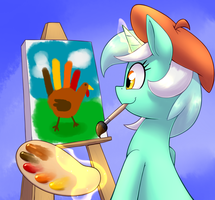 Lyra Art by otakuap