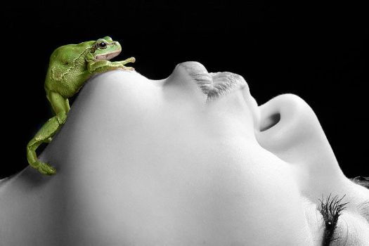 The Frog Prince by eugenebuzuk