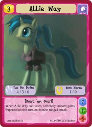 Allie Way by MLPMinis