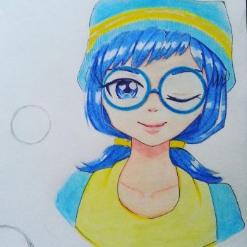 Boboiboy: Ying by Xierally