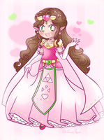 .: Blossom, The Pink Princess of ZeLink :. by PinkPrincessBlossom