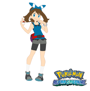 Pokemon Trainer ORAS: Kc by kcsss101