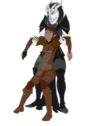 Two Gay DND Boys: WIP by Angeal17661
