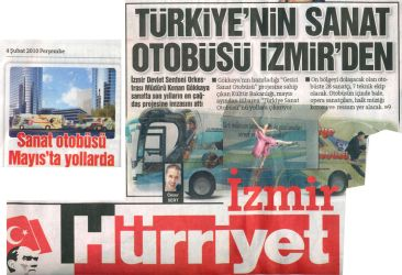 ISO Bus.Hurriyet Newspaper by pitposum