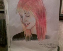 Hayley williams by 6maryjane