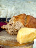 Bread and Cheese by Tricia-Danby