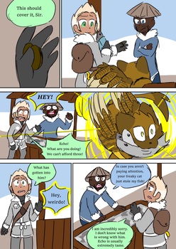 The Oasis - Page 4 by Ninjagoavatar