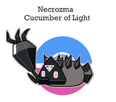 Necrozma Cucumber of Light