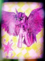Princess of Friendship: Twilight Sparkle by xXJudaiYukiwashere64
