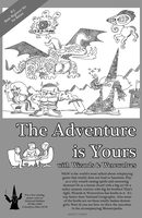 The Adventure is Yours by Galago