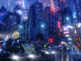 Bladerunner.Leon by ReplicantRebel