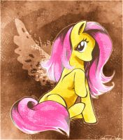 Fluttershy by CatusSnake