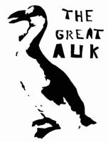 The Great Auk by T-a-g-g-e-r