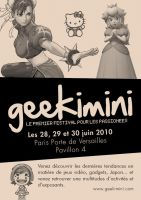 geekimini flyer NB by Bloomy021
