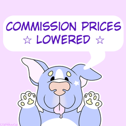 dropped prices!! by lavanderpawprints