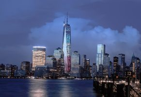 Freedom Tower by jus4taday