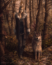 Hunter by Dropdeadcoheed