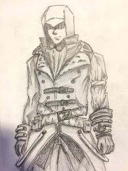 Assassins Creed Victorian Pilot by Argus1002