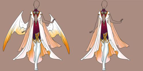 Fashion Adoptable Auction 95 - CLOSED by Karijn-s-Basement