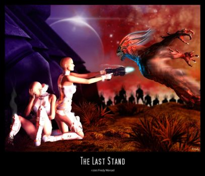 The Last Stand by Fredy3D